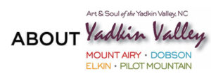 Escape to the Yadkin Valley