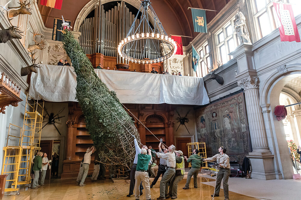 When It's Christmas at Biltmore, the More the Merrier