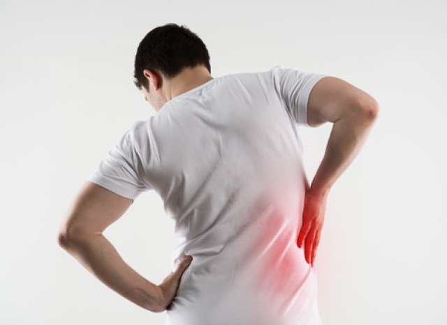 lower back pain right side
