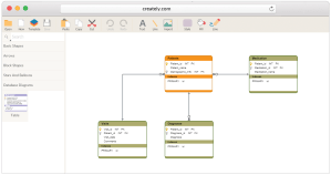 Database Design Tool | Create Database Diagrams Online
