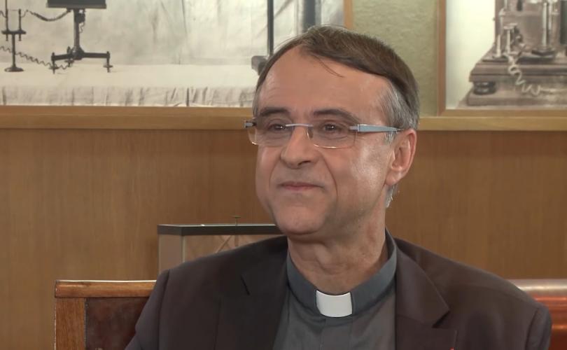 Mgr Philippe Bordeyne, nouveau président de l'Institut Jean-Paul II pour le mariage et la famille, est pour la contraception, et c'est un ardent défenseur d'« Amoris lætitia »