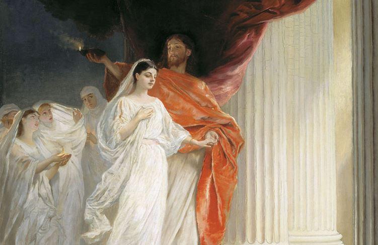 Les Noces royales du divin Époux