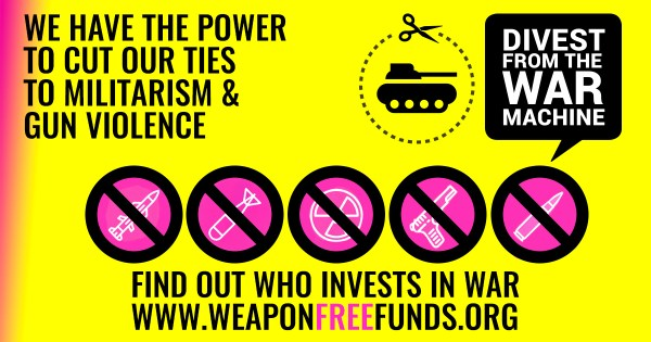 Who funds wars?