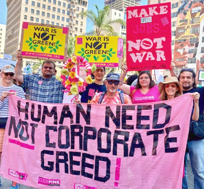 Divest from War Coalition Digest, October 2019 - Divest from the ...