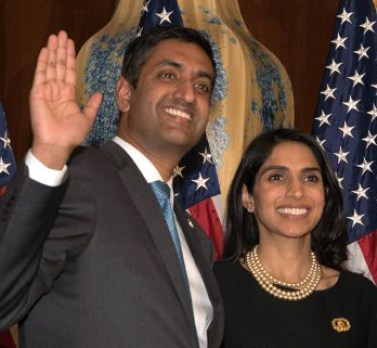 Ask Ritu Khanna, Congressman Ro Khanna's wife, to divest from the war machine! - CODEPINK - Women for Peace
