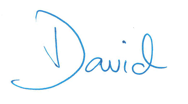 David sig