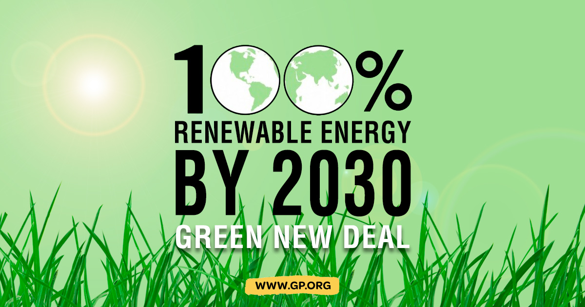 Image result for IMAGES GREEN NEW DEAL
