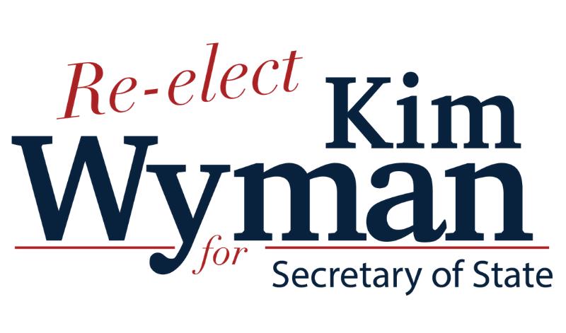 Kim Wyman for Secretary of State