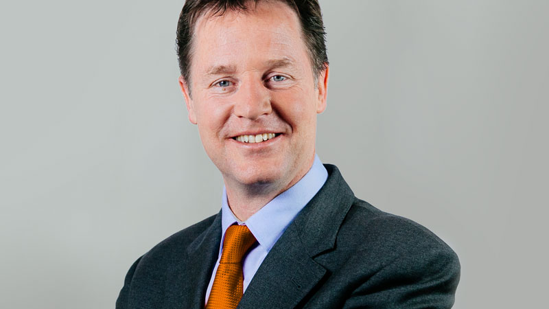 Image result for nick clegg