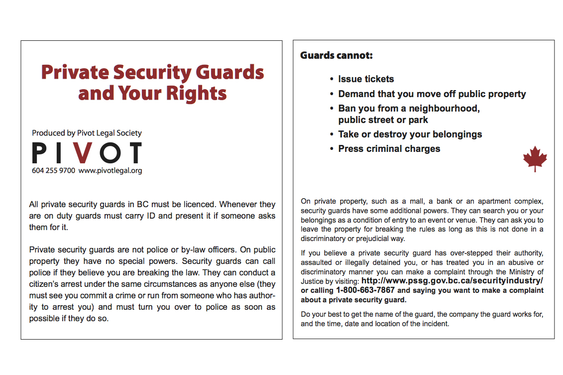 Personal Security Rights