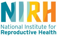 National Institute for Reproductive Health PAC logo