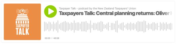 Taxpayer Talk