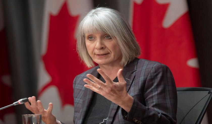 Health Minister Hajdu ignores non-essential travel order, flies privately 11 times on taxpayer dime