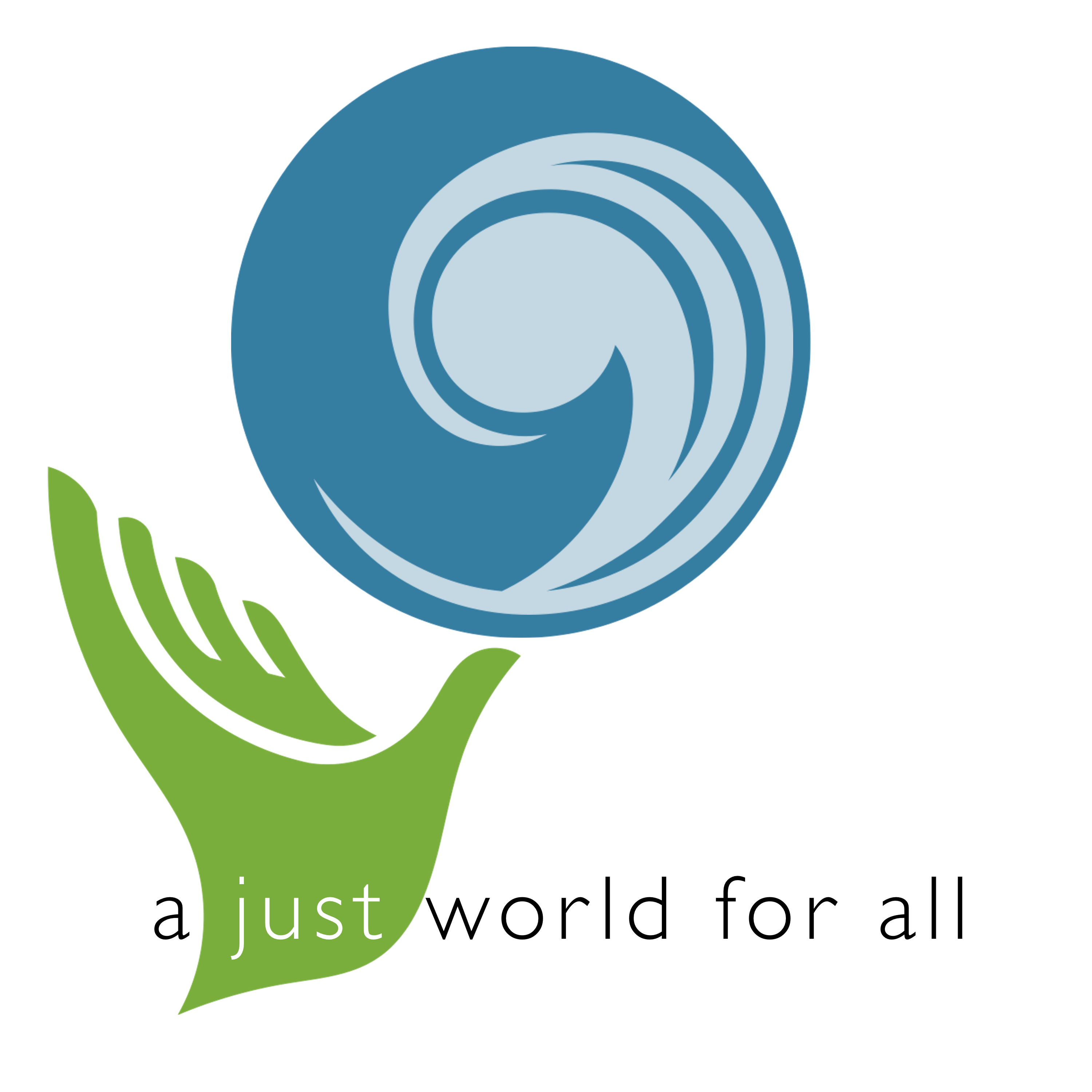 Image result for a just world for all logo