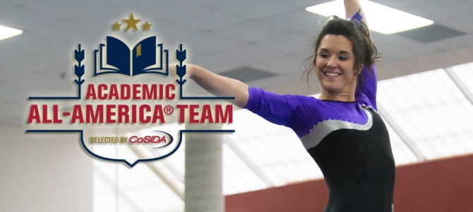 Scozzie, Lee and Enright Earn CoSIDA Academic All-America Honors