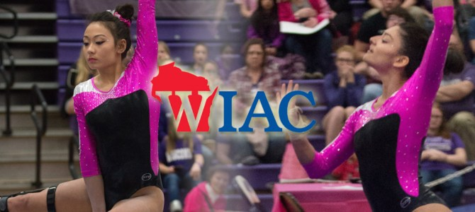 Foster and O'Donnell Pick Up WIAC Gymnast of the Week Honors