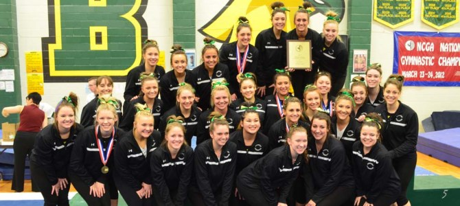 Brockport Claims 2017 NCGA East Regional Championship