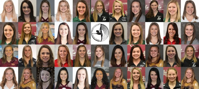Forty Three Student-Athletes Garner NCGA All-America in Academics Award