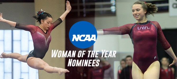 Palladino and Enright Announced as NCAA Woman of the Year Nominees