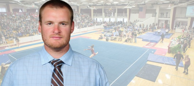 Santer Named Executive Director of National Collegiate Gymnastics Association