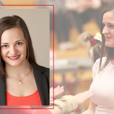 Sierra Day Named Interim Head Women's Gymnastics Coach at Cortland