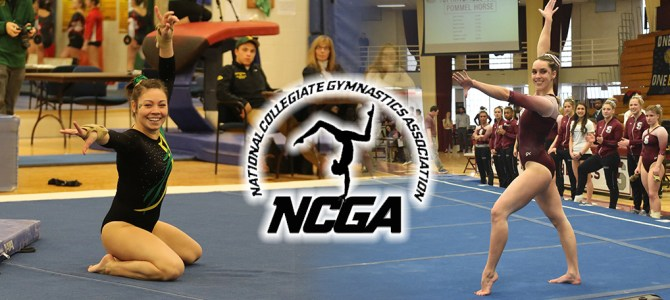 Clemens and Kowalik Garner NCGA East Gymnast of the Week Honors
