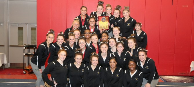 Brockport Claims 2019 NCGA East Regional Championship; Kowalik Named Gymnast of the Year