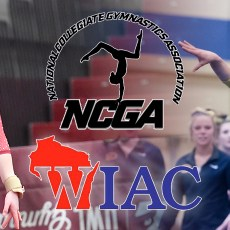 Mortenson and Lewis Earn WIAC Gymnast of the Week Honors