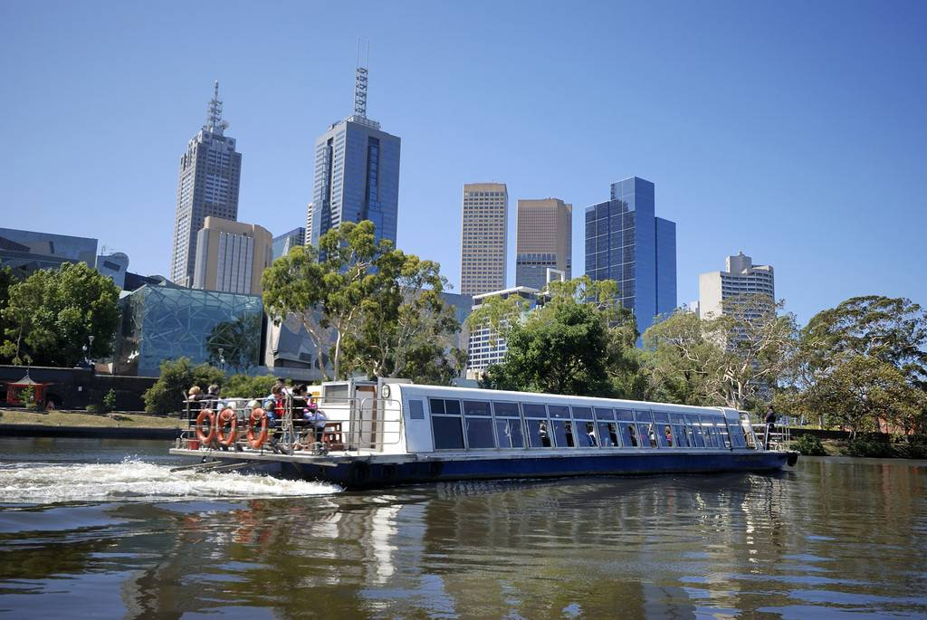 Best of Melbourne Tour - River Cruise and Lunch