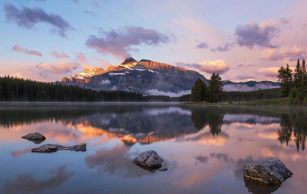 2-Day Canadian Rockies Tour From Calgary