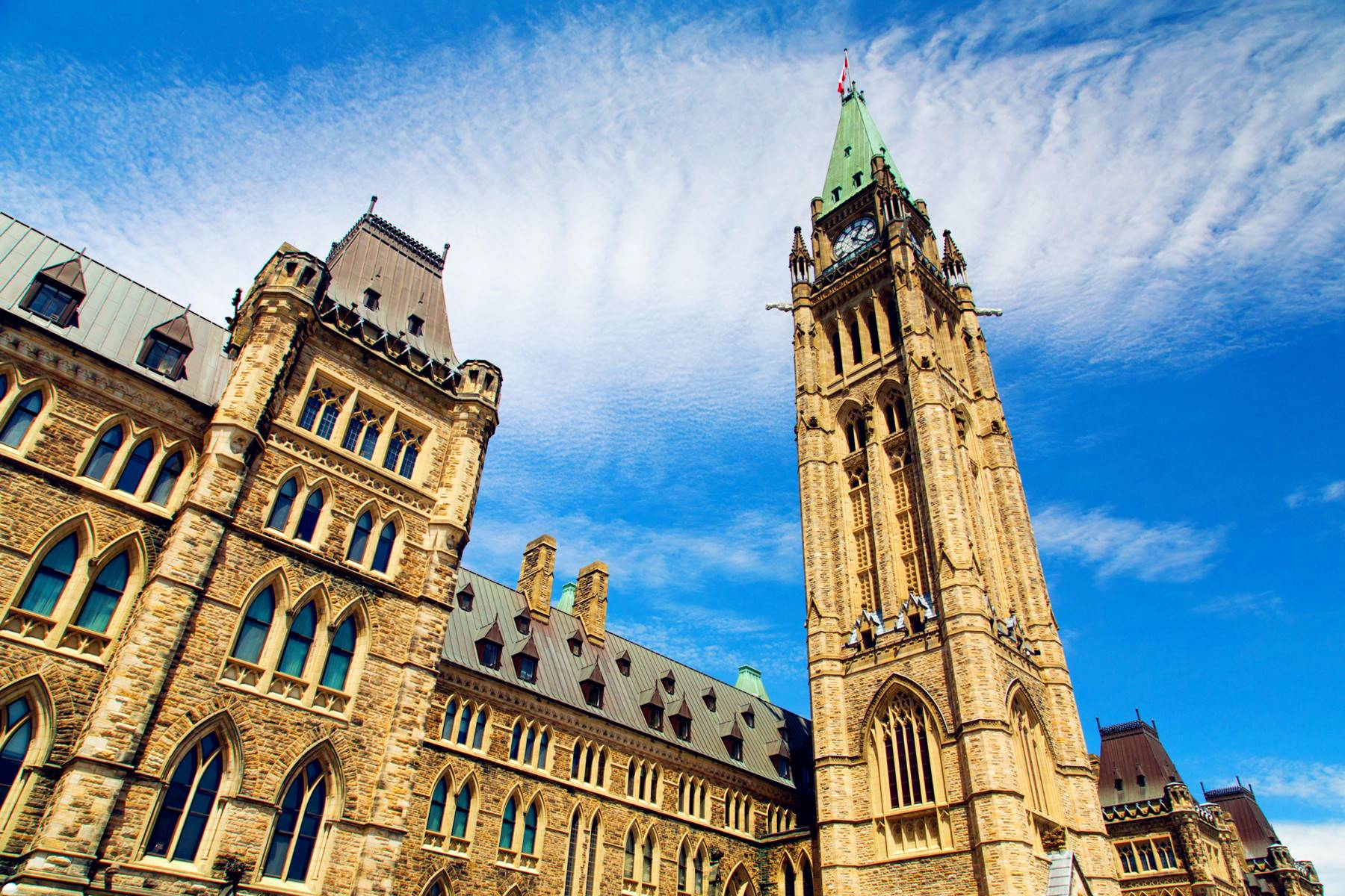 7-Day USA and Canada Tour From Toronto: Thousand Islands, Quebec, NYC, Boston & DC