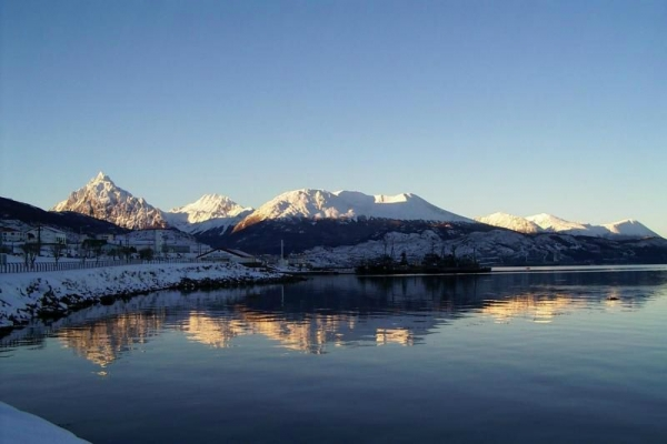 Lakes of Ushuaia 4WD Off Road & Canoe Adventure