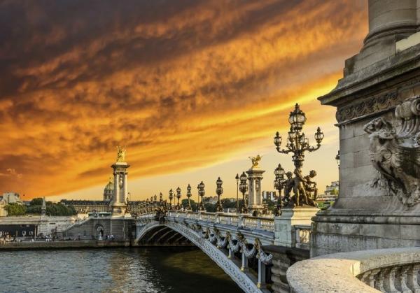 2-Hour Paris Segway Tour at Night
