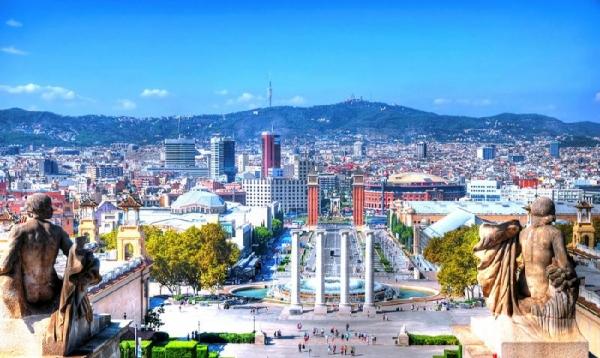 Barcelona Panoramic Tour w/ Montjuic and Poble Espanyol