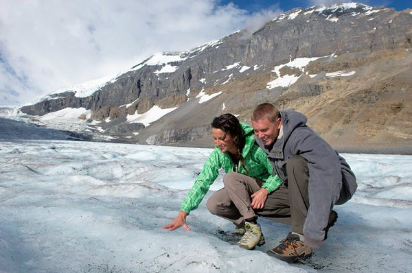 Columbia Icefield Discovery Tour From Banff W/ Glacier Adventure & Glacier Skywalk