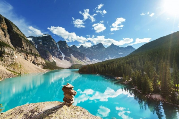 Banff & Yoho National Park Tour From Canmore