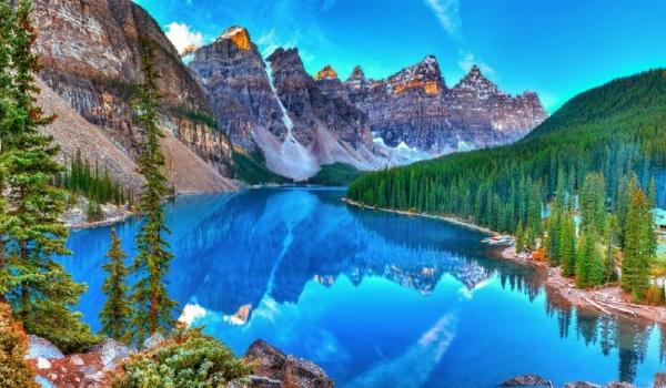 Banff & Yoho National Park Tour