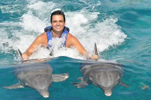 Royal Dolphin Swimming Excursion