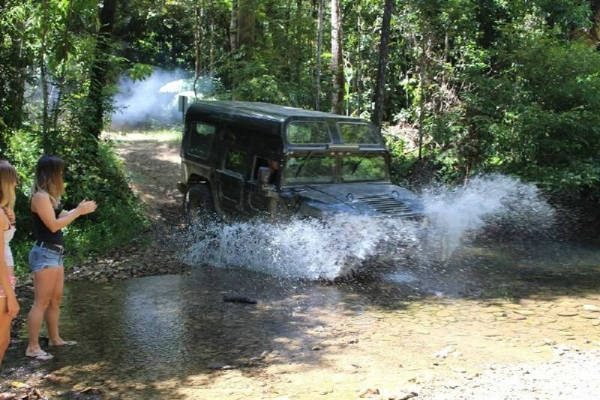 Daintree Afternoon Hummer Tour