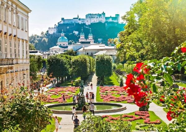 1.5-Hour Salzburg Walking Tour