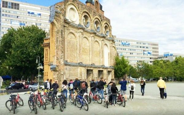 Third Reich and Nazi Berlin Bike Tour