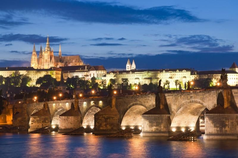 Prague Dinner Cruise - Ticket Only