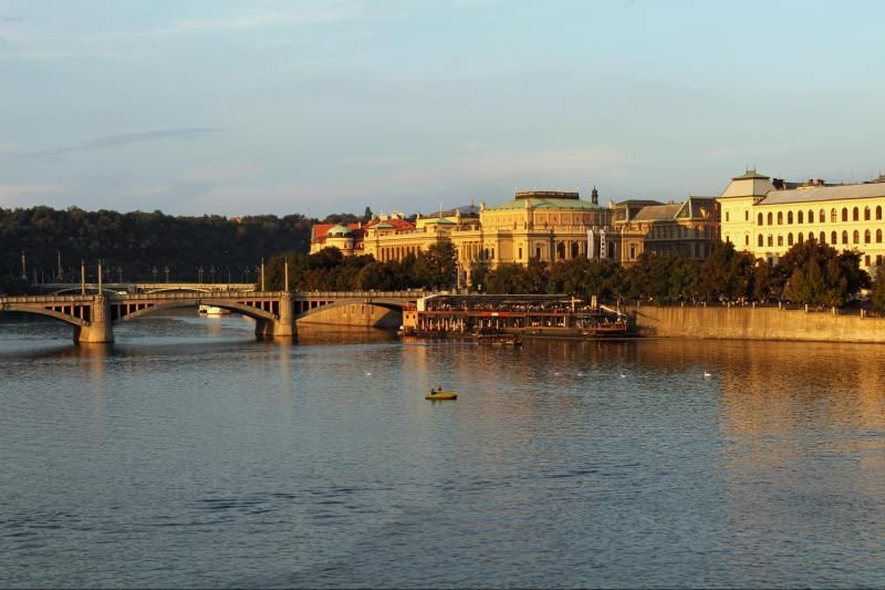 2-Hour Prague Vltava River Cruise - Ticket Only
