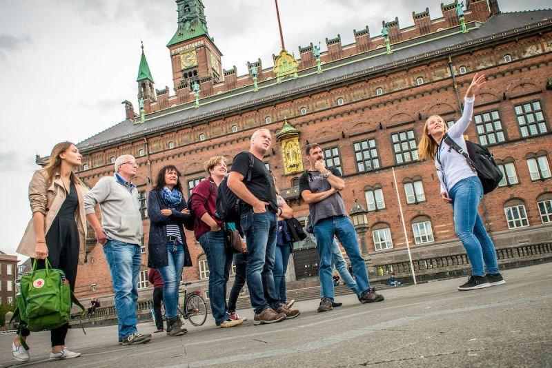 2.5-Hour Copenhagen Walking Tour: Nyhavn | Little Mermaid | Christiansborg Palace