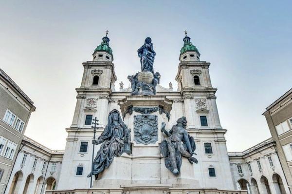 Salzburg City Tour with Mozart Residence