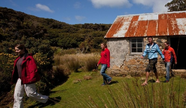 Stewart Island Walking Tour