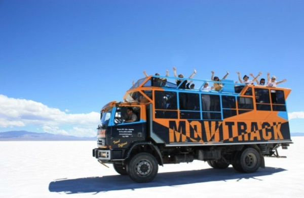 Safari to the Clouds Day Trip From Salta