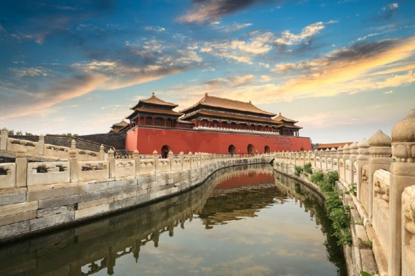 Beijing Sightseeing Tour: Forbidden City, Temple of Heaven and Summer Palace