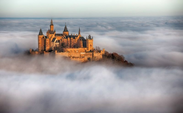 Hohenzollern Castle Day Trip from Frankfurt