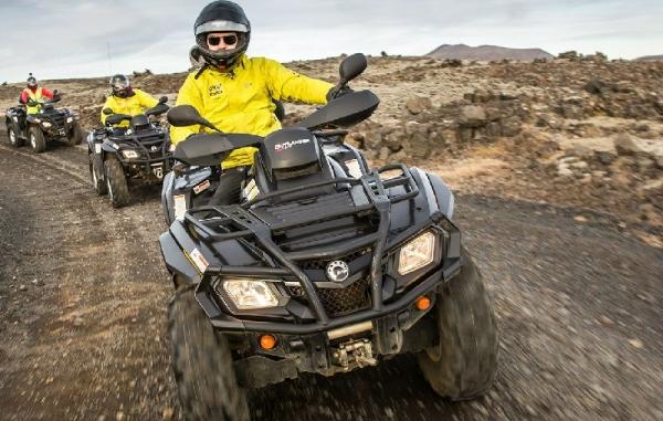 Iceland Golden Circle ATV Adventure Tour